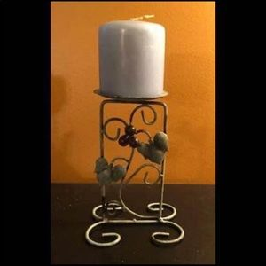 Handle Holder & Candle